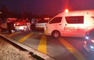 One killed, two injured in road crash involving motorbike in Benoni