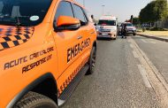 Pedestrian seriously injured in a hit-and-run incident in Randburg