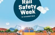 Rail Safety Week (RSW) is taking place in Australia and New Zealand