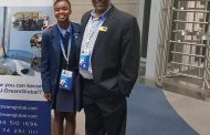 ATNS makes a Grade 10 learner's dream of attending aviation's largest Innovation Fair a reality