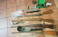 Suspects remanded in custody for murder and another for possession of a firearm without a licence