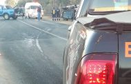 Vehicle rollover leaves one injured in Honeydew
