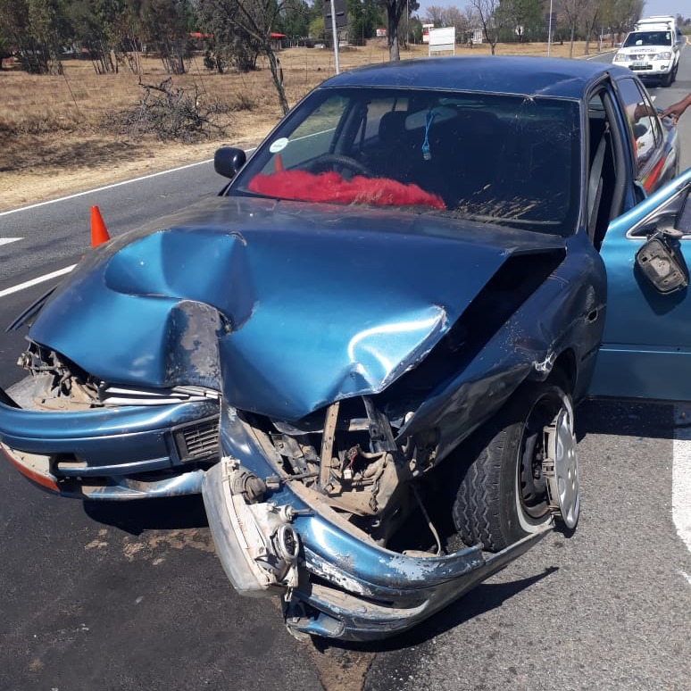 Two injured in a two-vehicle collision in Bethlehem