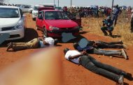 Police nabbed armed robbery suspects