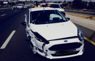 One person injured in road crash on the N3 North before London Road, Alexandra