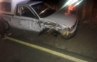 Vehicle collision on the R26