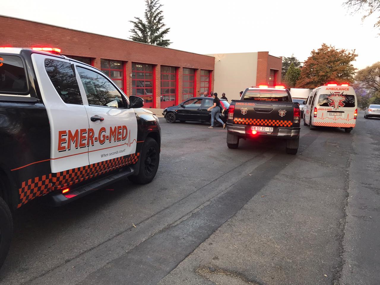 One injured in road crash in Randburg