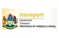 MEC Ntuli to conduct operation Siyahlola on the Umzimkhulu intermodal transport facility