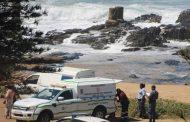Body found at beach during prayer
