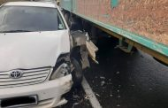 One injured in a collision on the N3