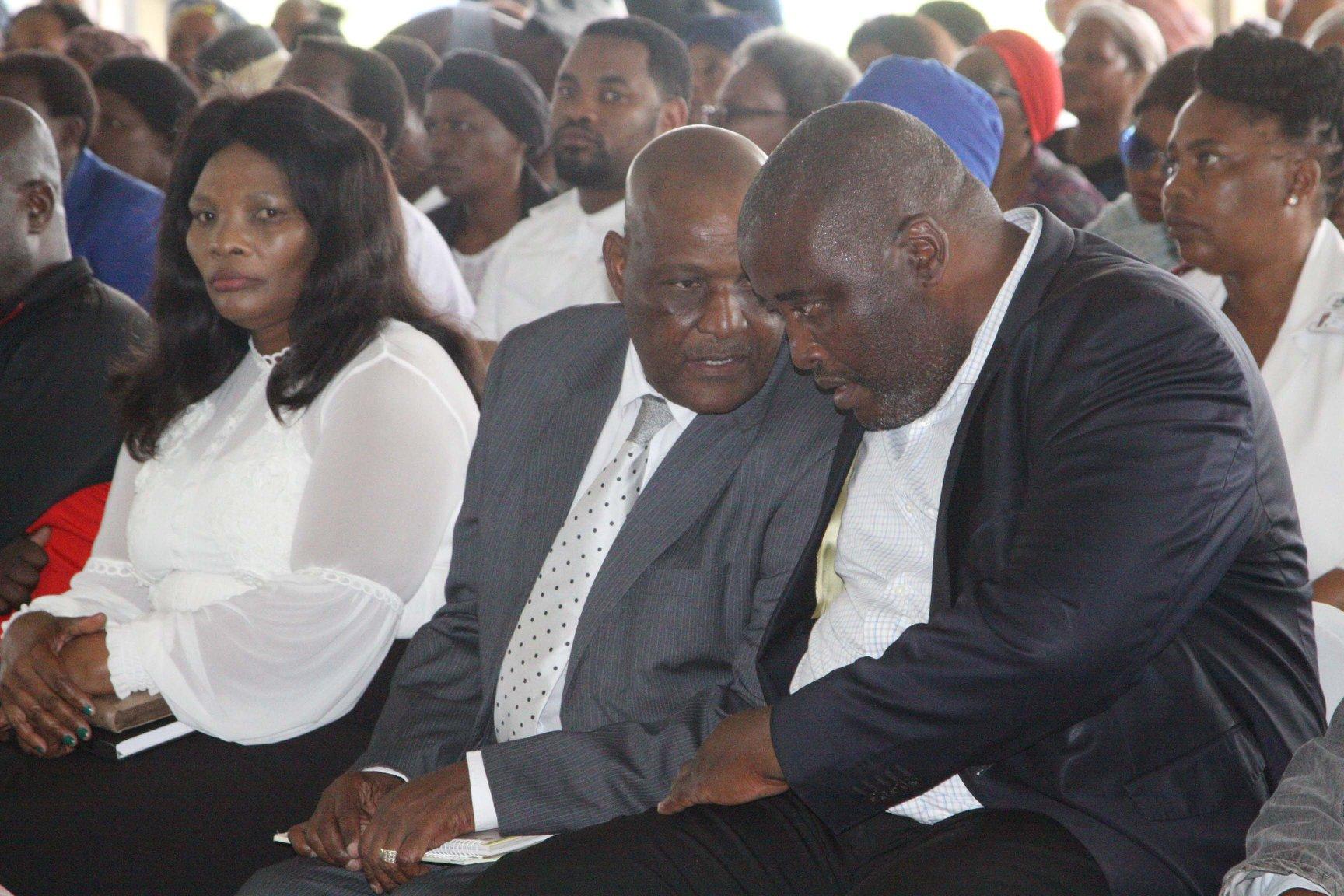 MEC Ntuli attends memorial service of 5 victims of R34 crash