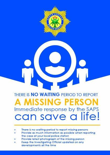 Police launch search for missing persons in Makhado and Lephalale