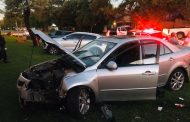 Two injured in Blairgowrie collision
