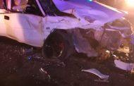 Gauteng: Two injured in Midrand crash