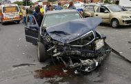 One injured as 4 vehicles collide on the R102 in Port Shepstone