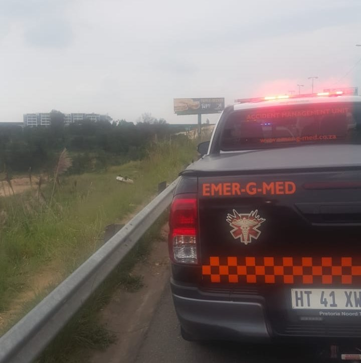 One injured in a collision in Booysens