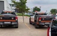 Patient resuscitated after collapsing, Centurion