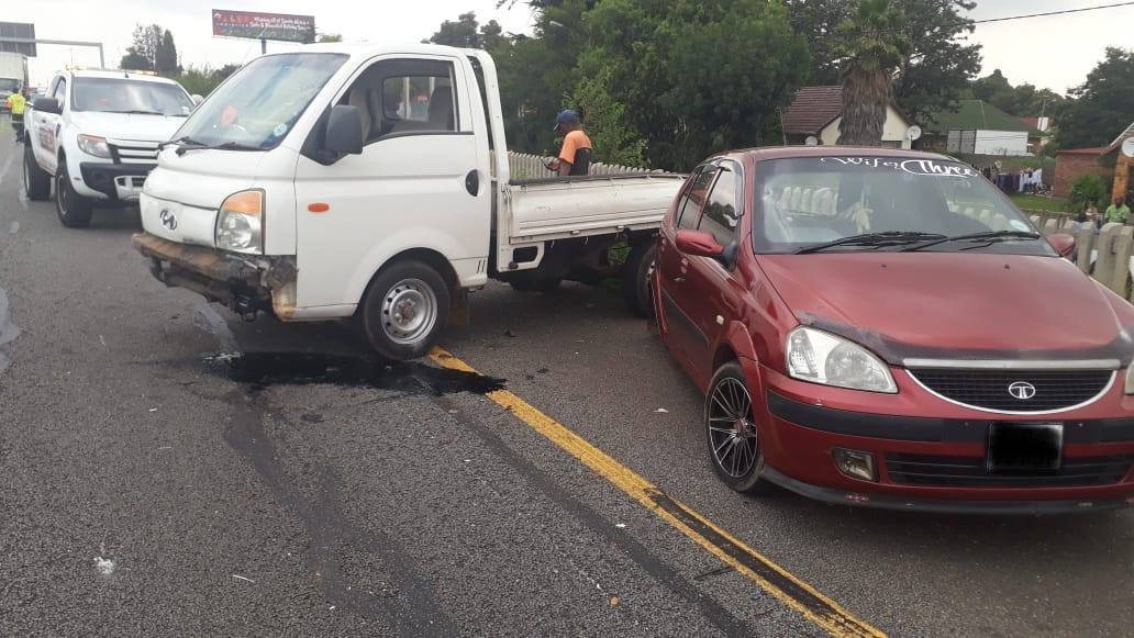 One injured in a collision on the R21
