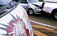 One injured in a collision in Pretoria