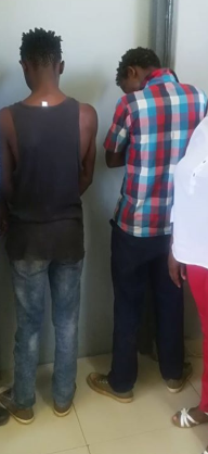SAPS arrest two suspects for allegedly stabbing learners