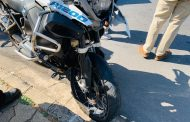 One injured in a motorcycle collision in Randburg