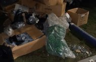 Stolen goods including ARV's recovered