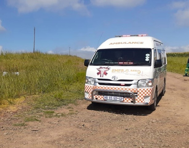 One dead, one seriously injured in a collision in Harrismith