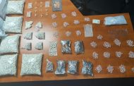 Suspect arrested for Pinetown drug haul