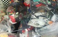 Counterfeit goods seized in Tshwane