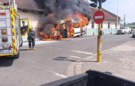 No injuries after taxi fire in Tongaat