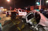 Two injured in collision at intersection in Nelspruit