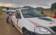 One person injured in collision on the De Beer Pass