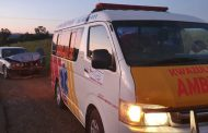 Two children injured in rear-end crash on the N11