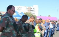 Law enforcement officers in Northern Cape recognized for efforts to combat COVID-19