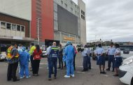 A Chinese owned mall building in Durban under investigation after the residents showed signs of COVID-19 symptoms