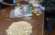 Vehicle intercepted and drug arrest made on the N11 Road in Ingogo
