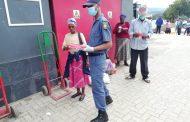 #21DaysLockdown Awareness Campaign in Keiskammahoek