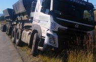 No injuries in truck collision on the R712, Qwa-Qwa Road