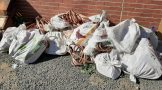 Copper worth approximately R98 000 confiscated and one arrested