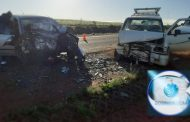Multiple injured in a two-vehicle collision in Malmesbury