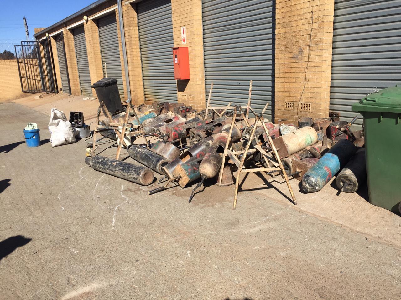 Ekurhuleni District: Operation O Kae Molao (Basadi) successes