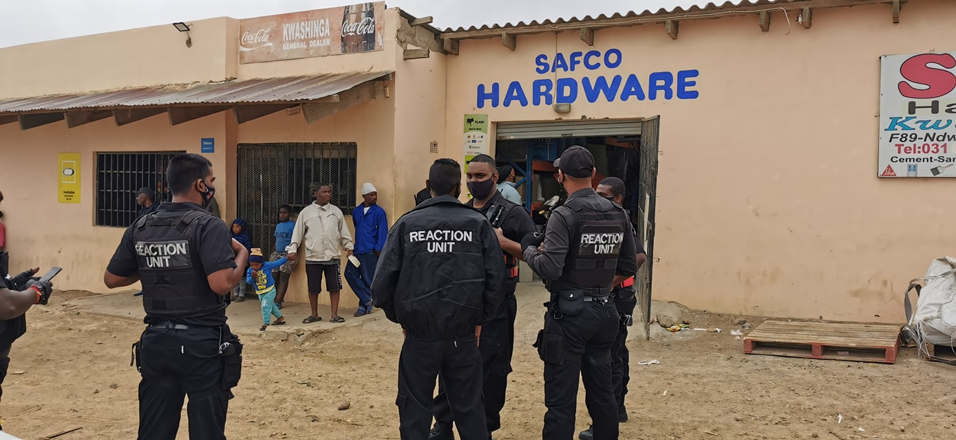 Hardware store robbed in Ndwedwe