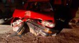 Three injured in Harrismith collision
