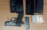 Five suspects apprehended in Milnerton and Strand for the illegal possession of firearms
