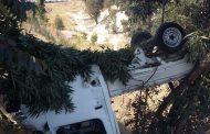 Gauteng: Three injured in rollover in Ormonde