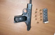 Suspects arrested with firearms in Nyanga and Delft