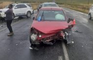 Two injured in a head-on collision near Harrismith