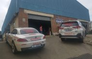Armed robbery at a plastics factory on Riverview Road in Missionlands in Kwazulu Natal.
