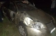 Two injured in a collision in Harrismith