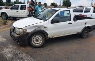 Two injured in a collision in Kempton Park